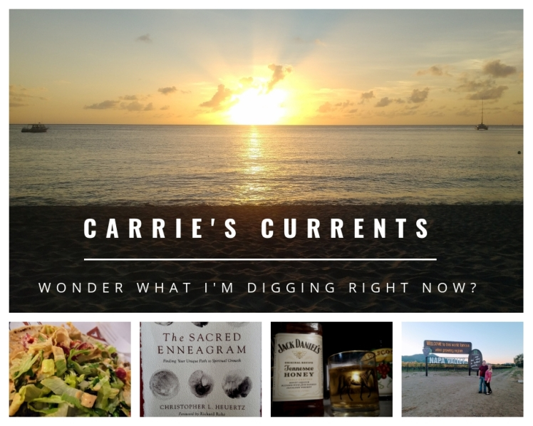 Carrie's Currents